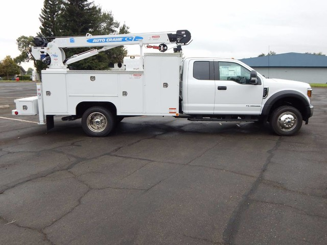 2018 F-550 Super Cab DRW 4x4,  Scelzi Mechanics Body #18F817 - photo 12