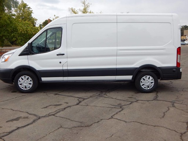 2018 Transit 250 Med Roof 4x2,  Sortimo Upfitted Cargo Van #18F838 - photo 4