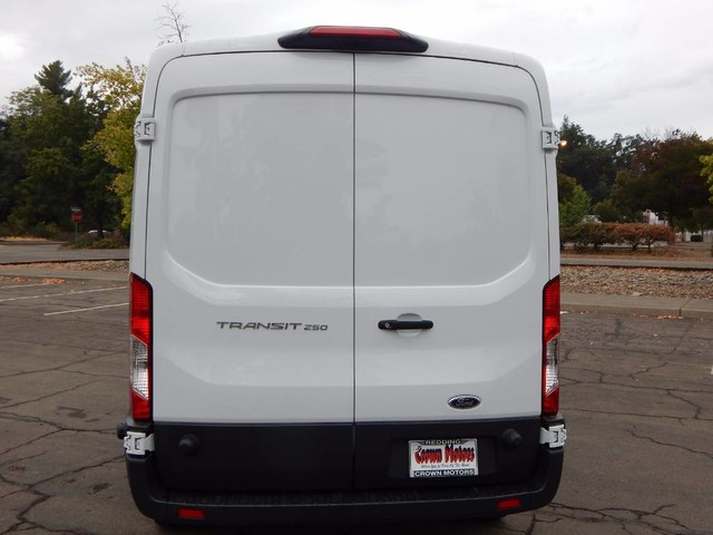 2018 Transit 250 Med Roof 4x2,  Sortimo Upfitted Cargo Van #18F838 - photo 6