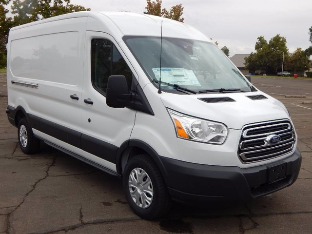 2018 Transit 250 Med Roof 4x2,  Sortimo Upfitted Cargo Van #18F838 - photo 15