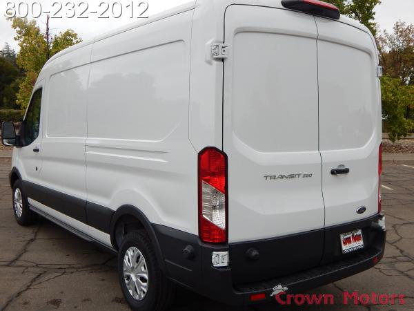 2018 Transit 250 Med Roof 4x2,  Sortimo Upfitted Cargo Van #18F838 - photo 5