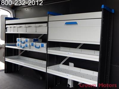 2018 Transit 250 Med Roof 4x2,  Sortimo Upfitted Cargo Van #18F838 - photo 12