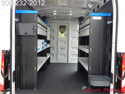 2018 Transit 250 Med Roof 4x2,  Sortimo Upfitted Cargo Van #18F838 - photo 2