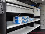 2018 Transit 250 Med Roof 4x2,  Sortimo Upfitted Cargo Van #18F838 - photo 7