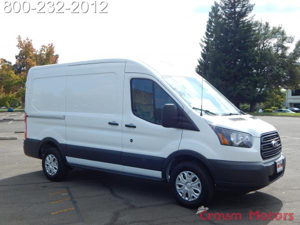 2018 Transit 250 Med Roof 4x2,  Harbor Upfitted Cargo Van #18F841 - photo 3