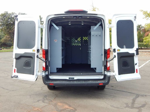 2018 Transit 250 Med Roof 4x2,  Harbor Upfitted Cargo Van #18F841 - photo 2
