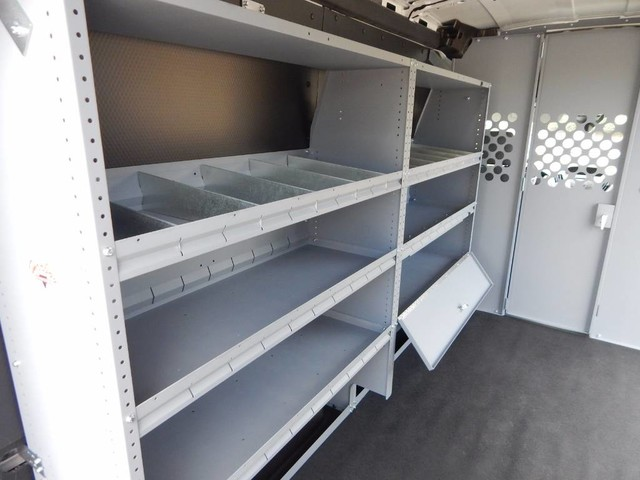 2018 Transit 250 Med Roof 4x2,  Harbor Upfitted Cargo Van #18F841 - photo 10