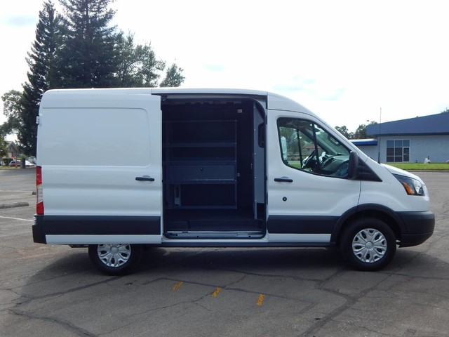 2018 Transit 250 Med Roof 4x2,  Harbor Upfitted Cargo Van #18F841 - photo 14
