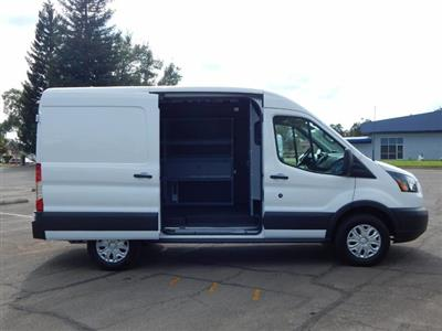 2018 Transit 250 Med Roof 4x2,  Harbor General Service Upfitted Cargo Van #18F841 - photo 14