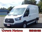 2018 Transit 250 Med Roof 4x2,  Harbor Upfitted Cargo Van #18F841 - photo 1