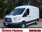 2018 Transit 150 Med Roof 4x2,  Empty Cargo Van #18F909 - photo 1