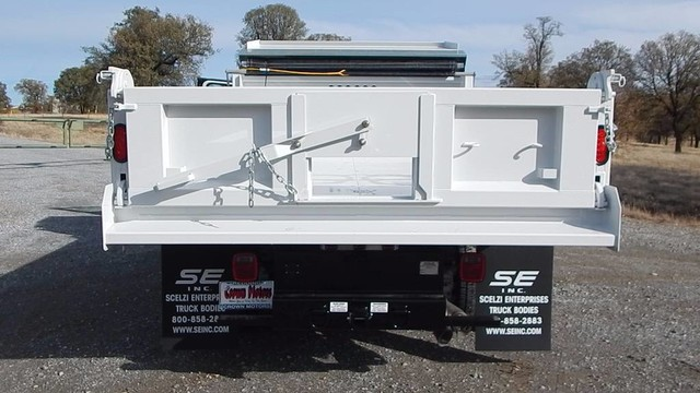 2019 F-550 Super Cab DRW 4x4,  Scelzi Dump Body #19F090 - photo 10