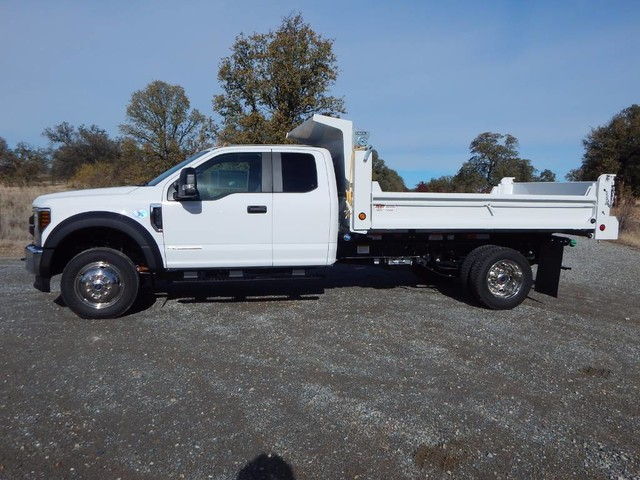 2019 F-550 Super Cab DRW 4x4,  Scelzi Dump Body #19F090 - photo 4