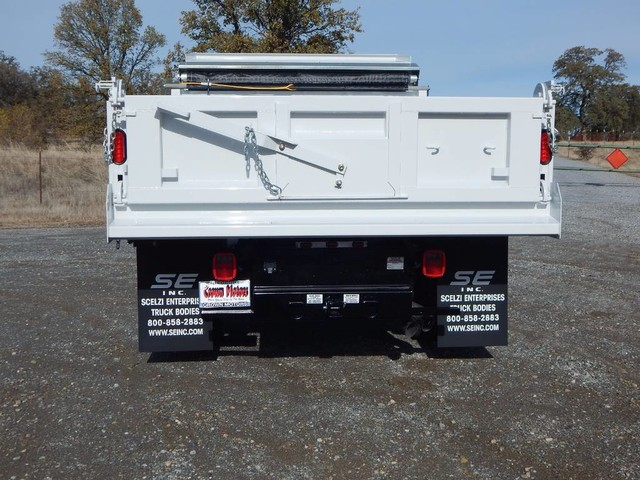 2019 F-550 Super Cab DRW 4x4,  Scelzi Dump Body #19F090 - photo 9