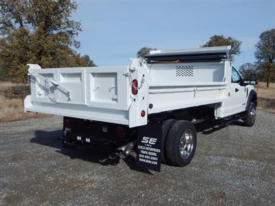 2019 F-550 Super Cab DRW 4x4,  Scelzi Dump Body #19F090 - photo 12