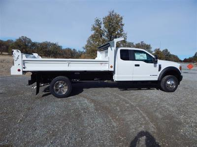 2019 F-550 Super Cab DRW 4x4,  Scelzi Dump Body #19F090 - photo 13