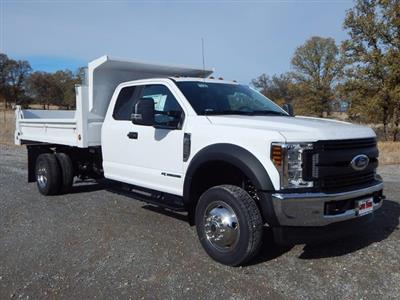 2019 F-550 Super Cab DRW 4x4,  Scelzi Dump Body #19F090 - photo 15