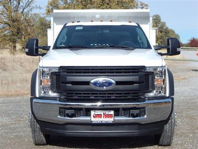 2019 F-550 Super Cab DRW 4x4,  Scelzi Dump Body #19F090 - photo 16