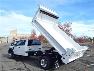2019 F-550 Super Cab DRW 4x4,  Scelzi Dump Body #19F090 - photo 2