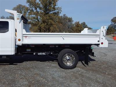 2019 F-550 Super Cab DRW 4x4,  Scelzi Dump Body #19F090 - photo 5