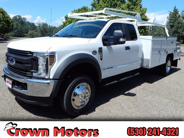 Crown Motors Redding >> 2019 F 550 Super Cab Drw 4x4 Scelzi Sec Combo Body Stock 19f582