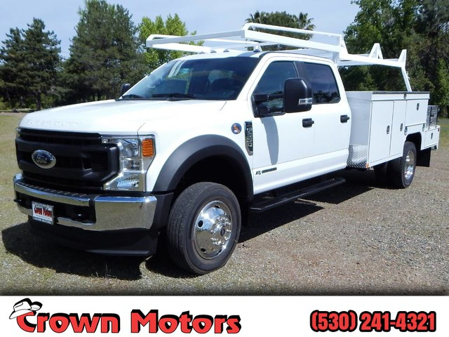 2020 Ford F-550 Crew Cab DRW 4x4, Scelzi Combo Body #20F332 - photo 1