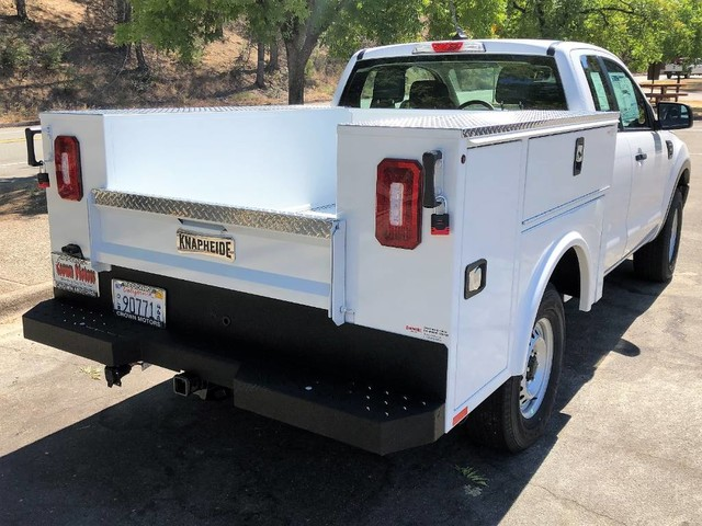 2020 Ford Ranger Super Cab 4x2, Knapheide Aluminum Service Body #20F514 - photo 1