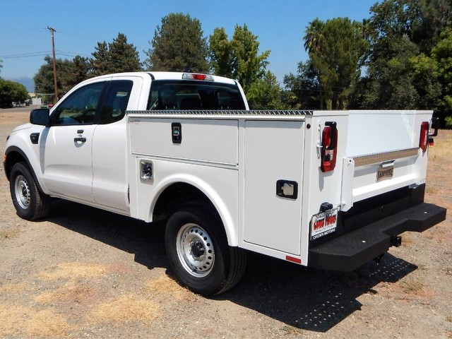 2020 Ford Ranger Super Cab 4x2, Knapheide Service Body #20F546 - photo 1