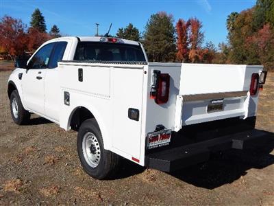 2020 Ford Ranger Super Cab 4x2, Knapheide Aluminum Service Body #20F546 - photo 2