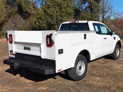 2020 Ford Ranger Super Cab 4x2, Knapheide Aluminum Service Body #20F546 - photo 12