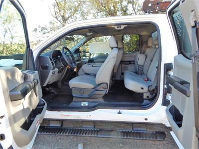 2020 Ford F-550 Super Cab DRW 4x4, Scelzi Crane Body 7000# AutoCrane #20F744 - photo 36