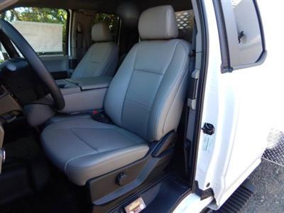 2020 Ford F-550 Super Cab DRW 4x4, Scelzi Crane Body 7000# AutoCrane #20F744 - photo 39