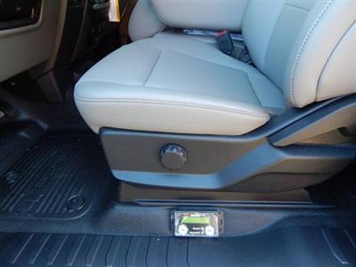 2020 Ford F-550 Super Cab DRW 4x4, Scelzi Crane Body 7000# AutoCrane #20F744 - photo 40