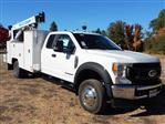 2020 Ford F-550 Super Cab DRW 4x4, Scelzi Western Crane Body with 7000# AutoCrane #20F752 - photo 35