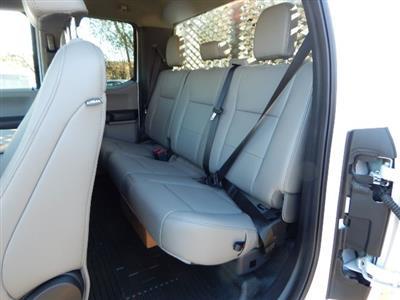 2020 Ford F-550 Super Cab DRW 4x4, Scelzi 11ft Service Body with 3200# AutoCrane #20F764 - photo 35
