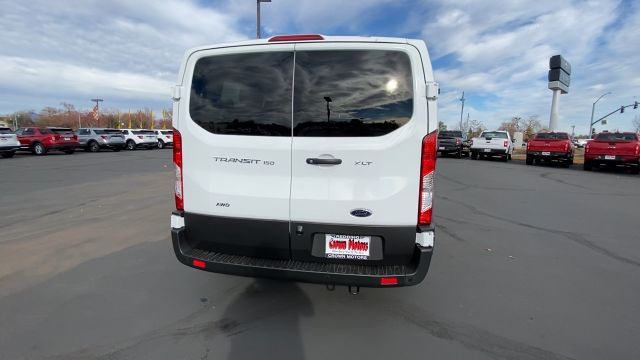 2020 Ford Transit 150 Low Roof AWD, XLT 10 Passenger Wagon #20F771 - photo 3