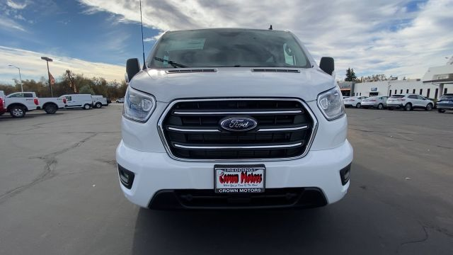 2020 Ford Transit 150 Low Roof AWD, XLT 10 Passenger Wagon #20F771 - photo 18