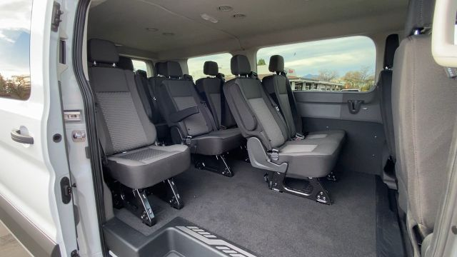 2020 Ford Transit 150 Low Roof AWD, XLT 10 Passenger Wagon #20F771 - photo 5