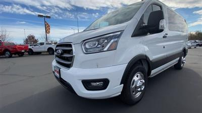 2020 Ford Transit 150 Low Roof AWD, XLT 10 Passenger Wagon #20F771 - photo 21