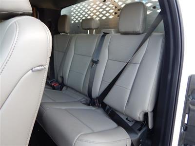 2020 Ford F-550 Super Cab DRW 4x4, Scelzi Western Crane Body with 7000# AutoCrane #20F816 - photo 34