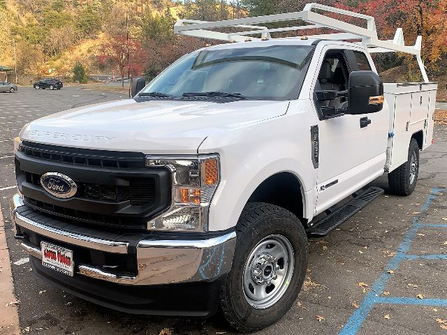 2020 Ford F-350 Super Cab 4x4, XL, 9ft Scelzi Signature Service Body, SRW #20F822 - photo 1