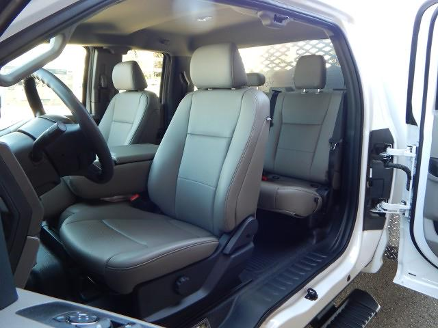 2020 Ford F-550 Super Cab DRW 4x4, Scelzi 11ft Western Crane Body, 7000# AutoCrane #20F856 - photo 40
