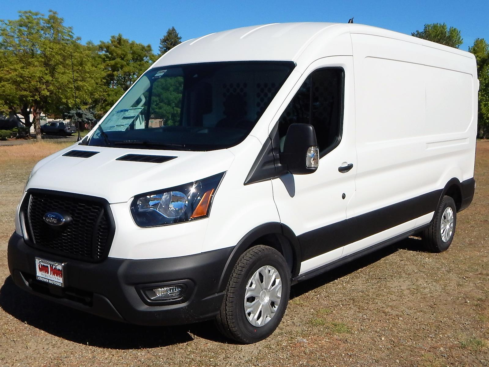 2021 Ford Transit 250 Medium Roof 4x2, Harbor General Services Package #21F315 - photo 1
