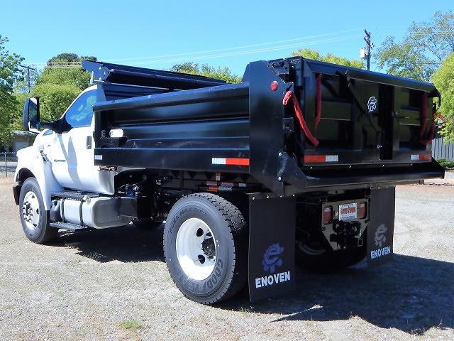 2021 Ford F-650 Regular Cab DRW 4x2, Enoven 5-7yd Dump Body #21F316 - photo 2