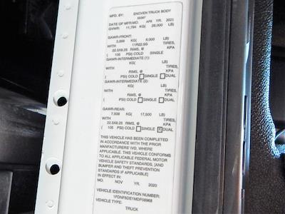2021 Ford F-650 Regular Cab DRW 4x2, Enoven 5-7yd Dump Body #21F316 - photo 29