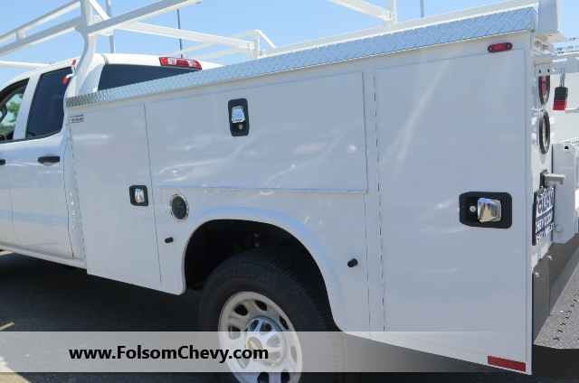 2017 Silverado 3500 Double Cab, Knapheide Service Body #71119F - photo 9