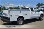 2017 Silverado 3500 Double Cab, Knapheide Service Body #71119F - photo 1