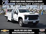 2021 Silverado 3500 Regular Cab 4x2,  Royal Truck Body Contractor Body #F21104 - photo 1