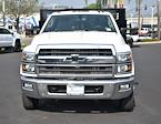 2021 Silverado 6500 Regular Cab DRW 4x2,  Custom Truck Body & Equipment, Inc. Flatbed Platform Body #F21115 - photo 3