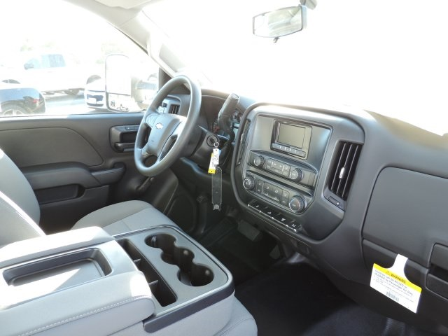 2015 Silverado 3500 Regular Cab, Harbor Contractor Body #M15981 - photo 16